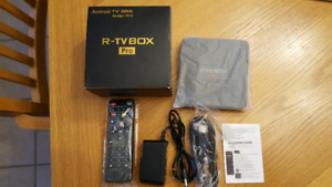 TV R-BOX PRO AMLOGIC S912