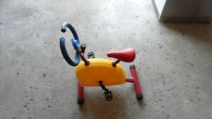 Children's exercise bike