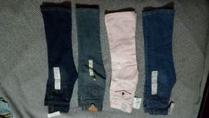 3t girls jeans. ALL NWT