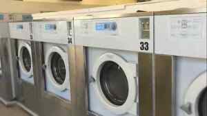 4 Year Old Coin Laundry Washers & Dryers for sale