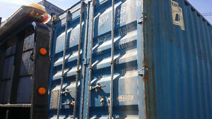 "STORAGE CONTAINER FOR SALE IN GRADE ""A"" CONDITION Kitchener / Waterloo Kitchener Area image 3"
