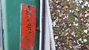 Bateaux cadorette 14 pieds Saguenay Saguenay-Lac-Saint-Jean image 4