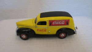 Die cast - Ford 1940  -  Coca Cola