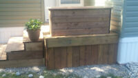 Hire A Helper- Deck and Fence repair and cleaning