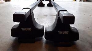 Support de toit Dodge Caravan Thule
