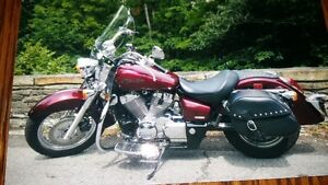 Honda Shadow 750 Aero