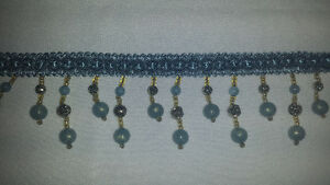 Beaded trim- Decor, crafts or clothing