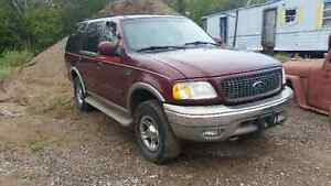 parting out 2000 ford expedition