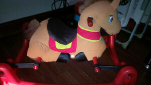 Radio Flyer Rocking Horse Kitchener / Waterloo Kitchener Area image 1