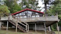 The search ends here!!  Turnkey cottage Opinicon Lake