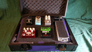 Pedalboards, Guitar & Amp Parts, Effects Pedals, Tolex and more!