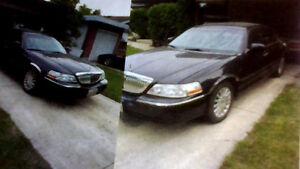 2003 Lincoln Town Car Sedan
