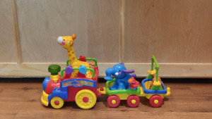TRain des animaux Fisher Price