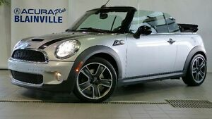 Mini Cooper Convertible S ** NAVIGATION ** 2010
