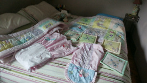 Gorgeous baby bedding set