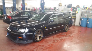 1998 Nissan Stagea 260RS.
