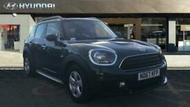 image for 2017 MINI Countryman 1.5 Cooper 5dr Petrol Hatchback Hatchback Petrol Manual