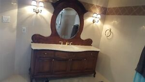 MEUBLE LAVABO / SINK CABINET