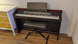 Piano Casio Privia PX-850