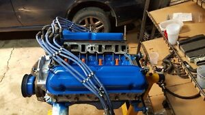 full ford EFI 302 5.0L and T5 Tranny and new clutch St. John's Newfoundland image 4