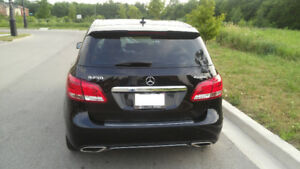 Mercedes Benz B250 4Matic Premium Package - Lease Take Over
