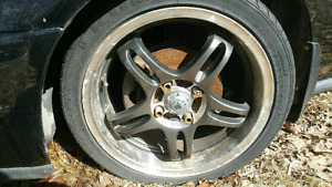 Sell or trade 17'' rims