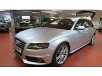 2009 AUDI A4 2.0 TDI 143 S LINE LED Xenons Bang and Olufsen Bluetooth Voive Com