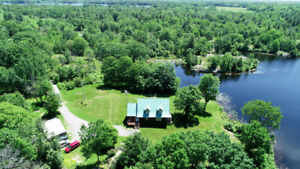 Want Your **OWN LAKE** With Affordability Compared To Muskokas?