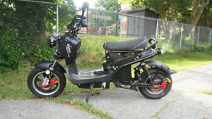 Excellent condition motorino electric scooter