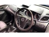 2015 Vauxhall Mokka 1.4T SE 4WD Manual Petrol Hatchback