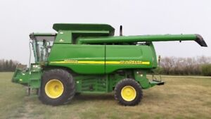 2004 JD 9660 STS Combine For Sale