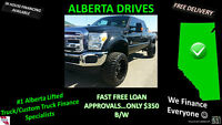 350 B/W 2014 Ford F-350 CUSTOM COBRA EDITION LIFTED DIESEL