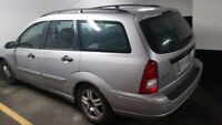 2000 FORD FOCUS WAGON, CHEEP!!!!!!!   GREAT DEAL