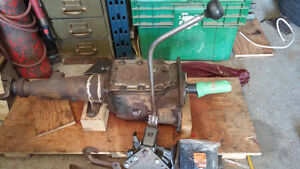 1978 ford truck 3 speed overdrive transmission