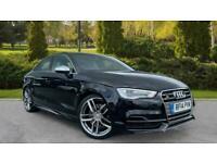 Audi S3 Quattro S Tronic (Super Sport Seats)(Bang and Oluf Auto Saloon Petrol Au
