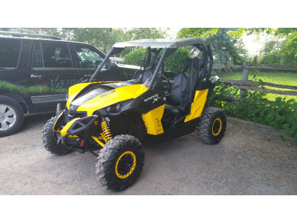 Can Am Xrs 1000r For Sale Canada