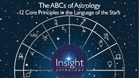 The ABCs of Astrology : 12 Letters of the Language of the Stars
