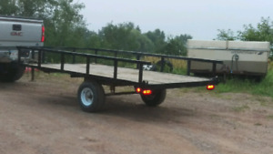 6 by 10 trailer in great shape needs nothing