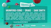 Squamish Music Festival general ticket pass
