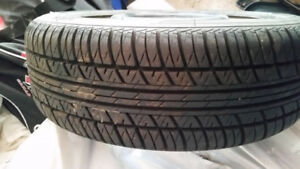 Motomaster Snow tires with rims 185/60R15