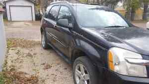 05 Chevy Equinox saftied