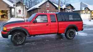 2003 ford ranger. 3500 or trade for older 4x4