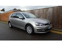 Volkswagen Golf 1.6 TDI (105ps) START STOP BLUE MOTION 2013