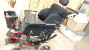 Abbotsford-Special needs wheelchair 18in. Seat