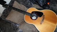 Applause Acoustic Guitar, Made in USA $300. Made by Ovation.