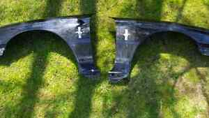 1994-1998 mustang front fenders