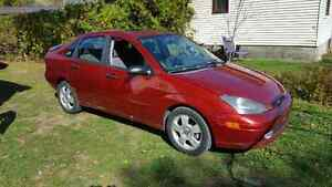 2003 ford focus ONLY 90 000kms!