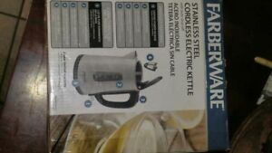 Brand new never opened Electric Kettle