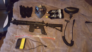 Tippmann TPN Sierra One Paintball Kit (priced to sell)