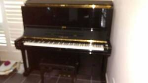 Yamaha U3H piano in as new condition. Armidale Armidale City Preview